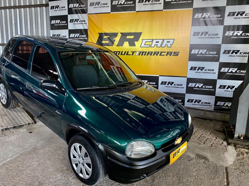 corsa 1.0 efi wind super 8v gasolina 2p manual 1997 caxias do sul