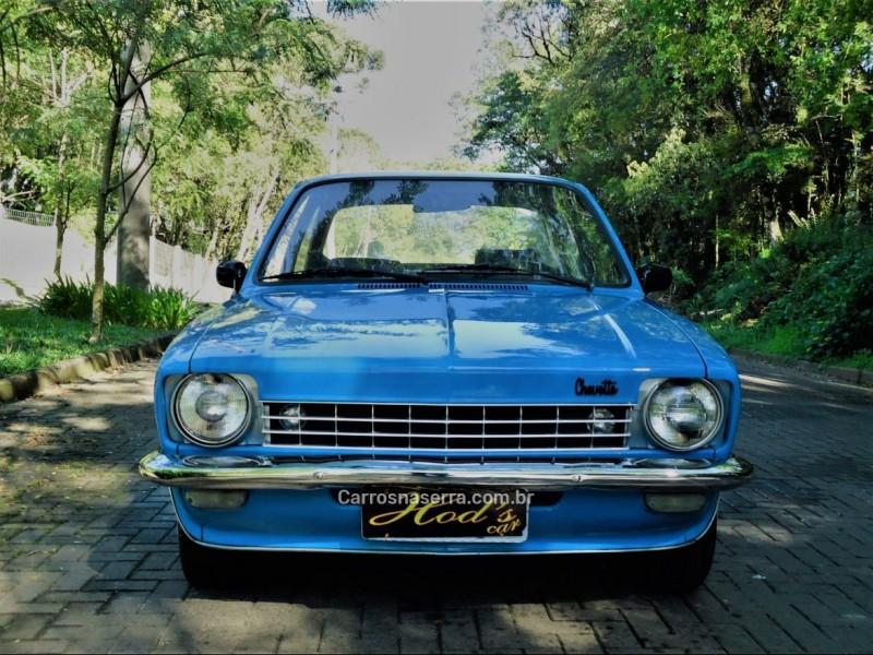 chevette 1.4 8v gasolina 4p manual 1976 canela