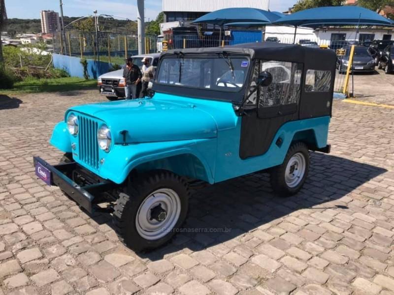 jeep 1974 farroupilha