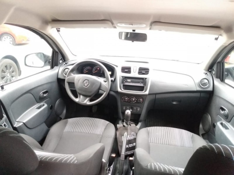 LOGAN 1.0 EXPRESSION 16V FLEX 4P MANUAL - 2015 - CAXIAS DO SUL