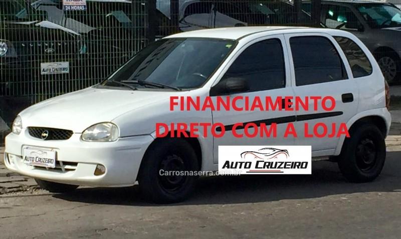 corsa 1.0 mpf wind 8v gasolina 4p manual 2000 caxias do sul
