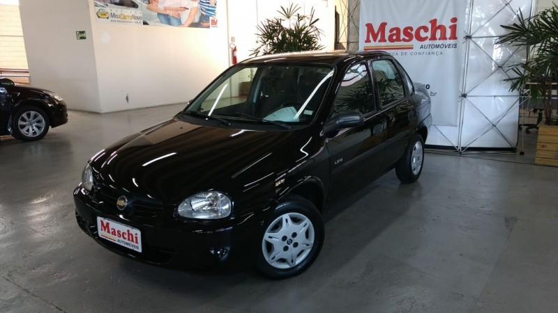 classic 1.0 mpfi vhc life 8v gasolina 4p manual 2008 caxias do sul