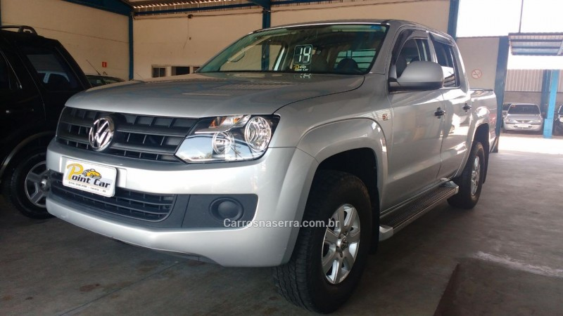 amarok 2.0 se 4x4 cd 16v turbo intercooler diesel 4p manual 2014 vacaria
