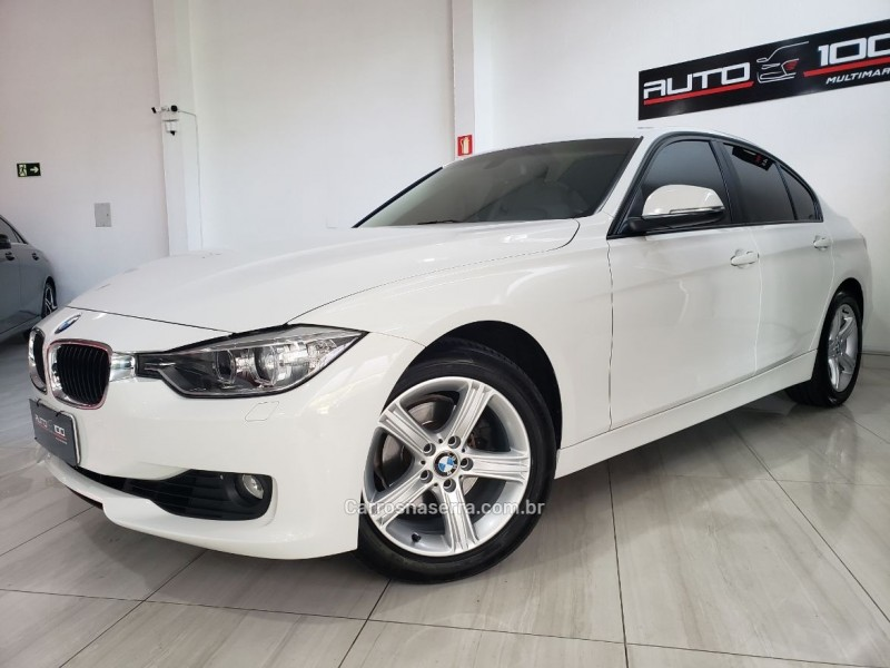 320i 2.0 gp 16v turbo active flex 4p automatico 2015 caxias do sul