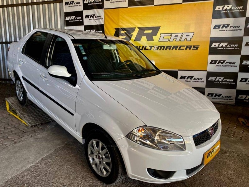 siena 1.0 mpi attractive 8v flex 4p manual 2015 caxias do sul