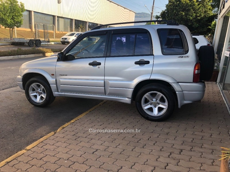 tracker 2.0 4x4 8v turbo intercooler diesel 4p manual 2004 vale real