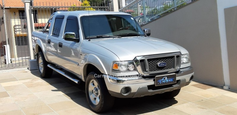 ranger 2.3 xlt 16v 4x2 cd gasolina 4p manual 2009 bento goncalves