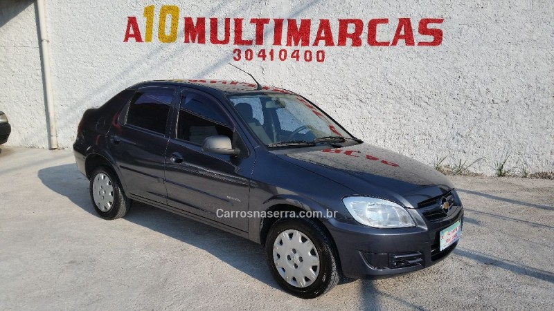 prisma 1.4 mpfi maxx 8v flex 4p manual 2007 caxias do sul