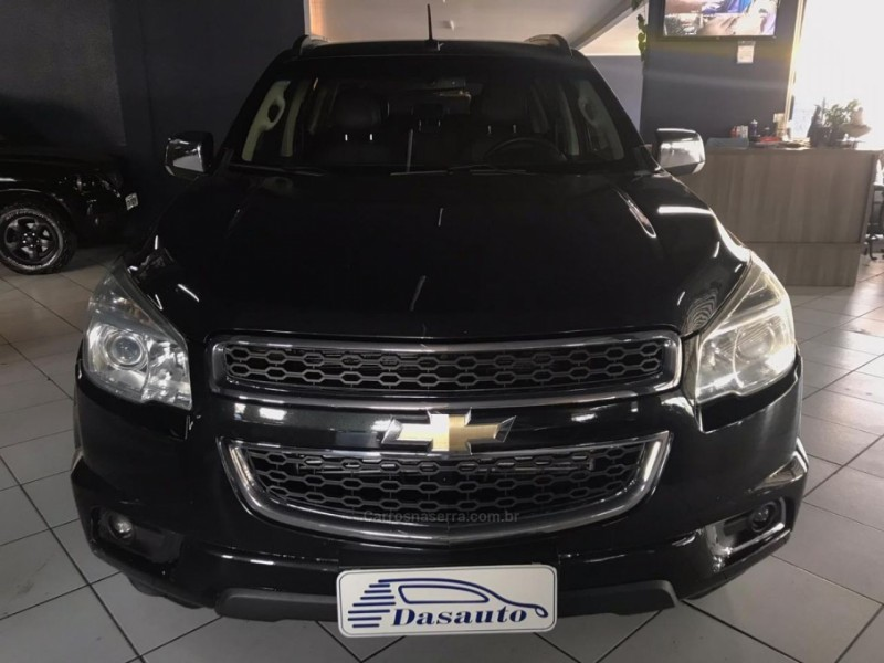 trailblazer 2.8 ltz 4x4 16v turbo diesel 4p automatico 2015 caxias do sul