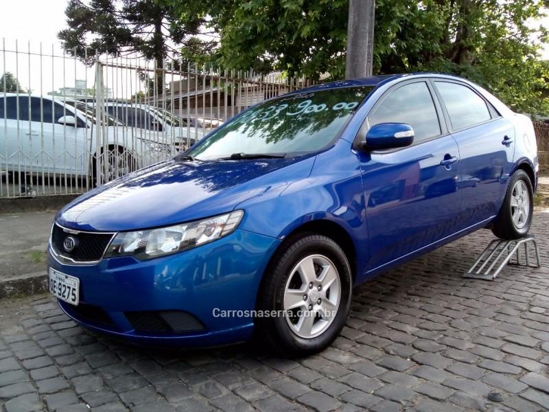 cerato 1.6 ex sedan 16v gasolina 4p manual 2010 sao francisco de paula