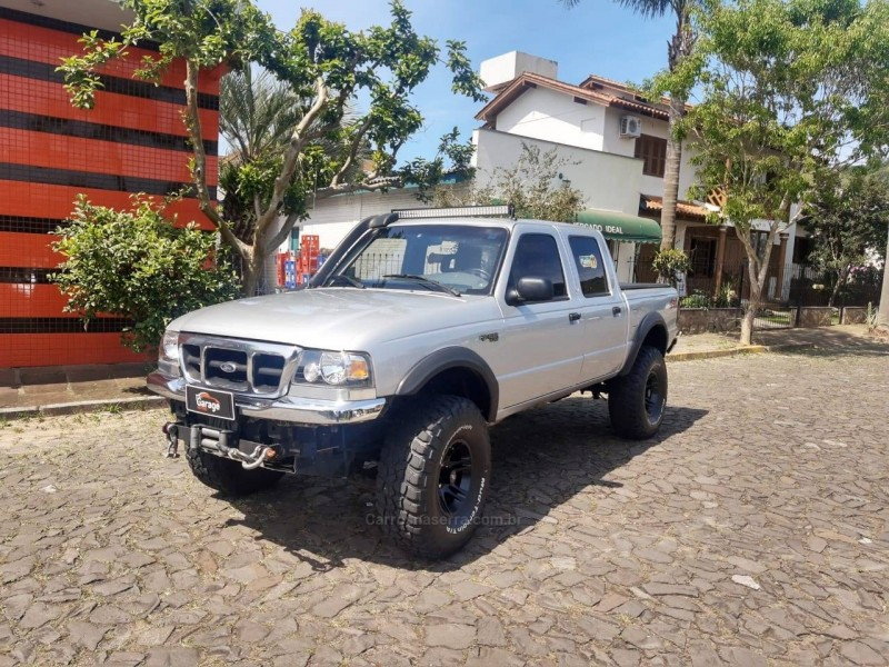 ranger 2.8 xlt 4x4 cd 8v turbo intercooler diesel 4p manual 2003 parobe