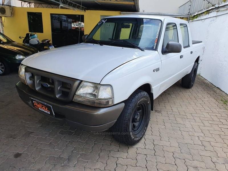 ranger 2.8 xls 4x2 cd 8v turbo intercooler diesel 4p manual 2004 caxias do sul