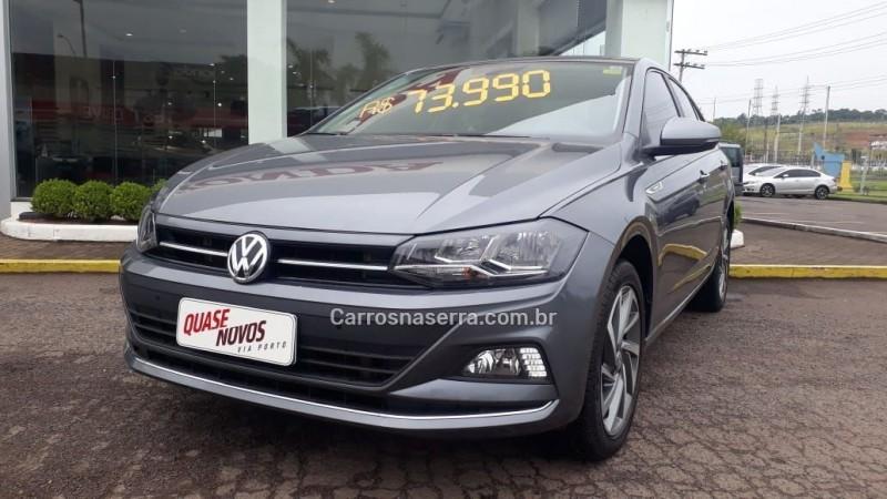 virtus 1.0 200 tsi highline automatico 2019 caxias do sul