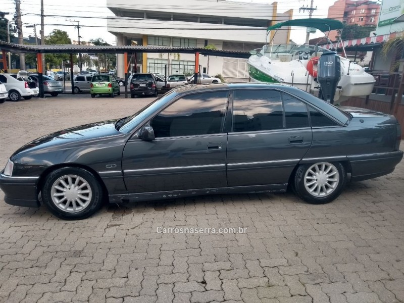 omega 3.0 mpfi cd 12v gasolina 4p manual 1993 caxias do sul