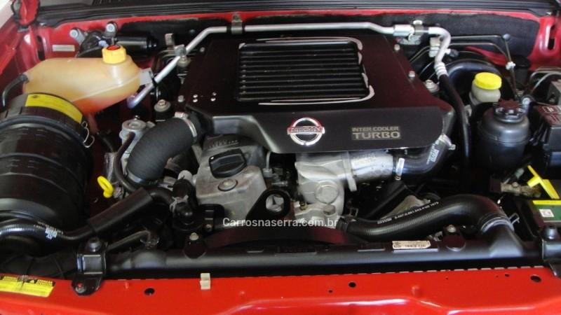 frontier 2.8 se 4x2 cd turbo eletronic diesel 4p manual 2003 farroupilha
