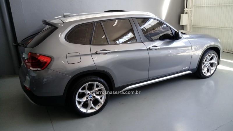 x1 2.0 20i 4x2 16v gasolina 4p automatico 2013 bento goncalves
