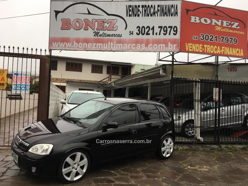 corsa 1.4 mpfi premium 8v flex 4p manual 2010 caxias do sul