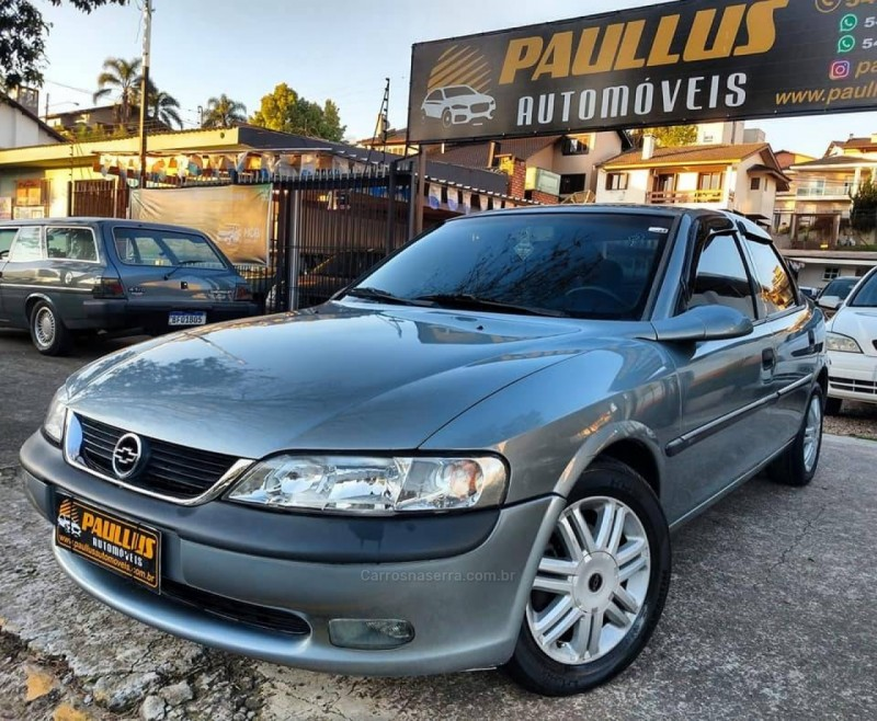 vectra 2.0 mpfi gls 8v gasolina 4p manual 1998 caxias do sul