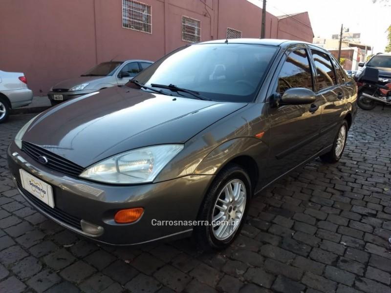 focus 2.0 ghia sedan 16v gasolina 4p manual 2001 passo fundo