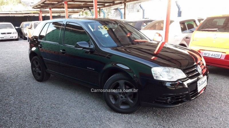 GOLF 1.6 MI SPORTLINE LIMITED EDITION 8V FLEX 4P MANUAL - 2008 - CAXIAS DO SUL