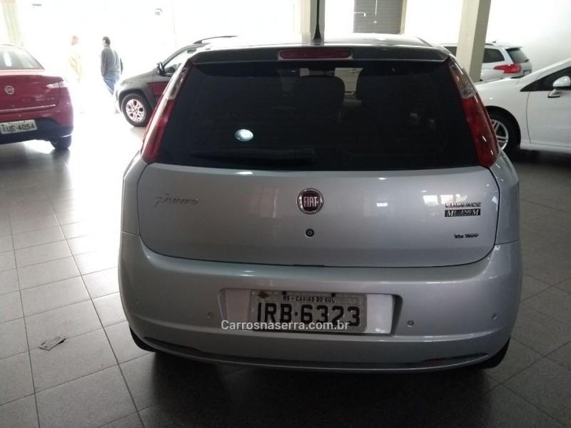PUNTO 1.8 ESSENCE 16V FLEX 4P MANUAL - 2011 - CAXIAS DO SUL