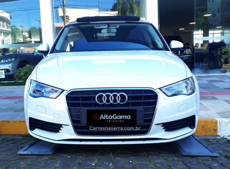 a3 1.4 tfsi sedan attraction 16v gasolina 4p s tronic 2015 flores da cunha