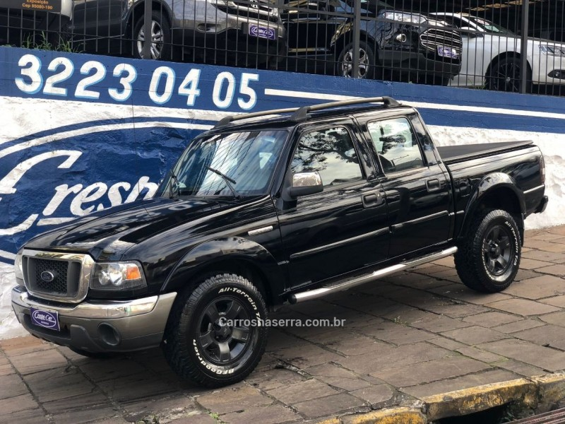 ranger 2.3 xlt 16v 4x2 cd gasolina 4p manual 2009 caxias do sul