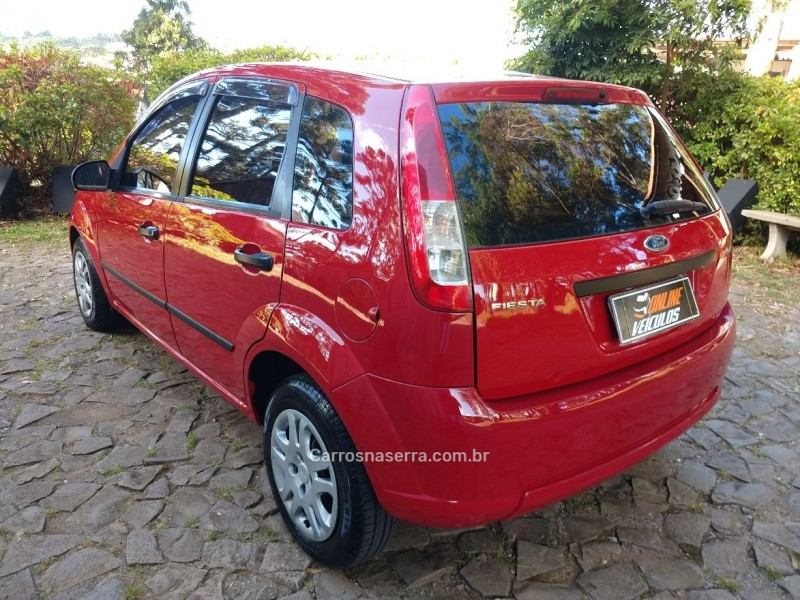 FIESTA 1.0 MPI HATCH 8V FLEX 4P MANUAL - 2008 - CAXIAS DO SUL