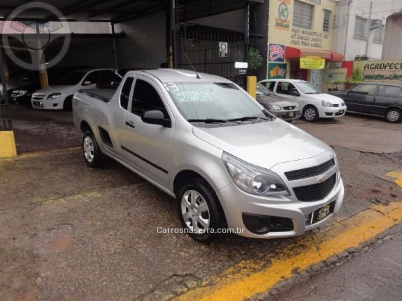 montana 1.4 mpfi ls cs 8v flex 2p manual 2013 caxias do sul