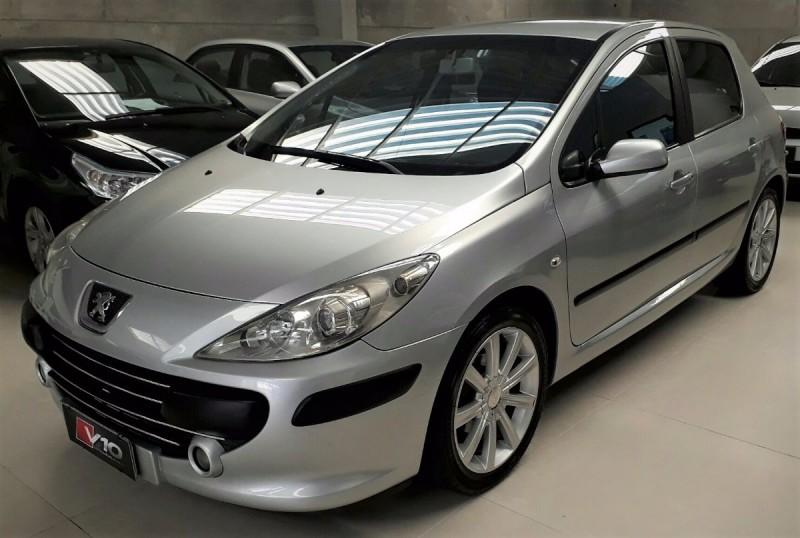 307 1.6 presence 16v gasolina 4p manual 2007 caxias do sul