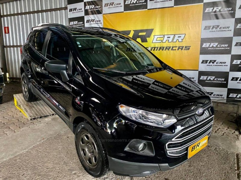 ecosport 1.6 se 16v flex 4p manual 2013 caxias do sul