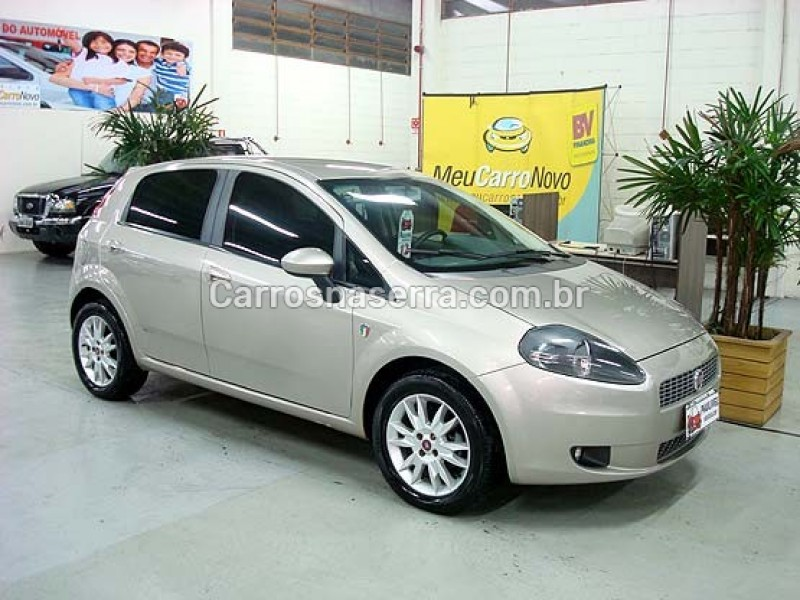 punto 1.4 attractive italia 8v flex 4p manual 2012 caxias do sul