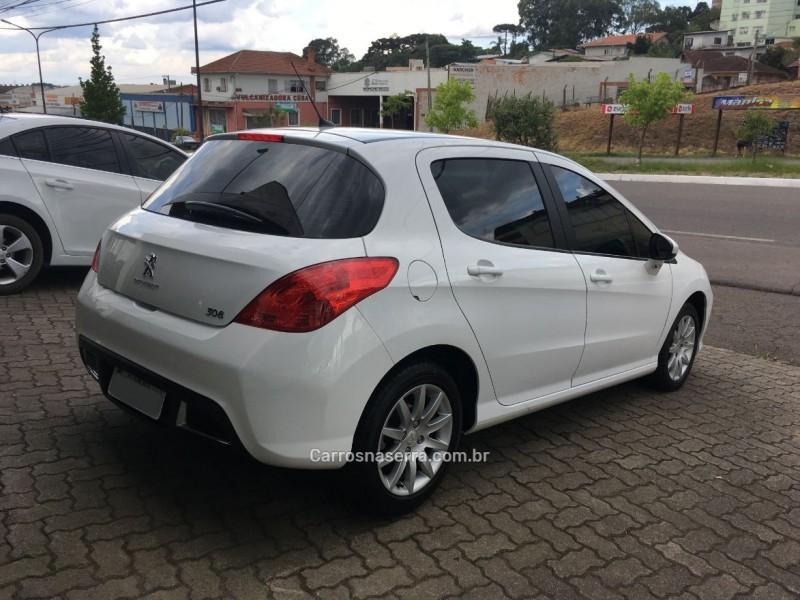 308 1.6 ACTIVE 16V FLEX 4P MANUAL - 2013 - CAXIAS DO SUL