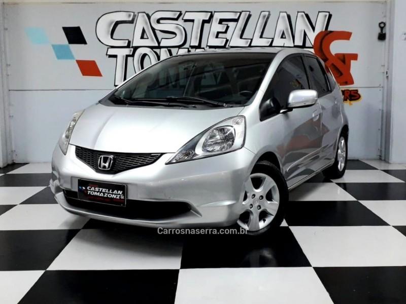fit 1.4 lx 8v gasolina 4p automatico 2010 caxias do sul