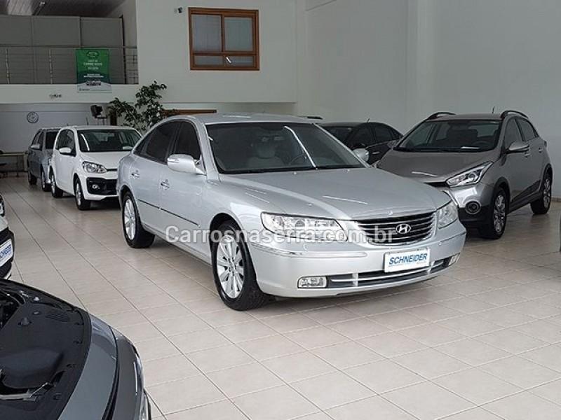 azera 3.3 mpfi gls sedan v6 24v gasolina 4p automatico 2010 nova petropolis