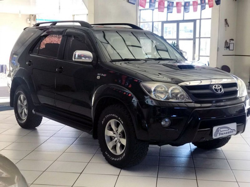 hilux sw4 3.0 srv 4x4 cd 16v turbo intercooler diesel 4p automatico 2006 caxias do sul