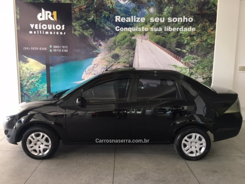 fiesta 1.6 mpi sedan 8v flex 4p manual 2013 caxias do sul