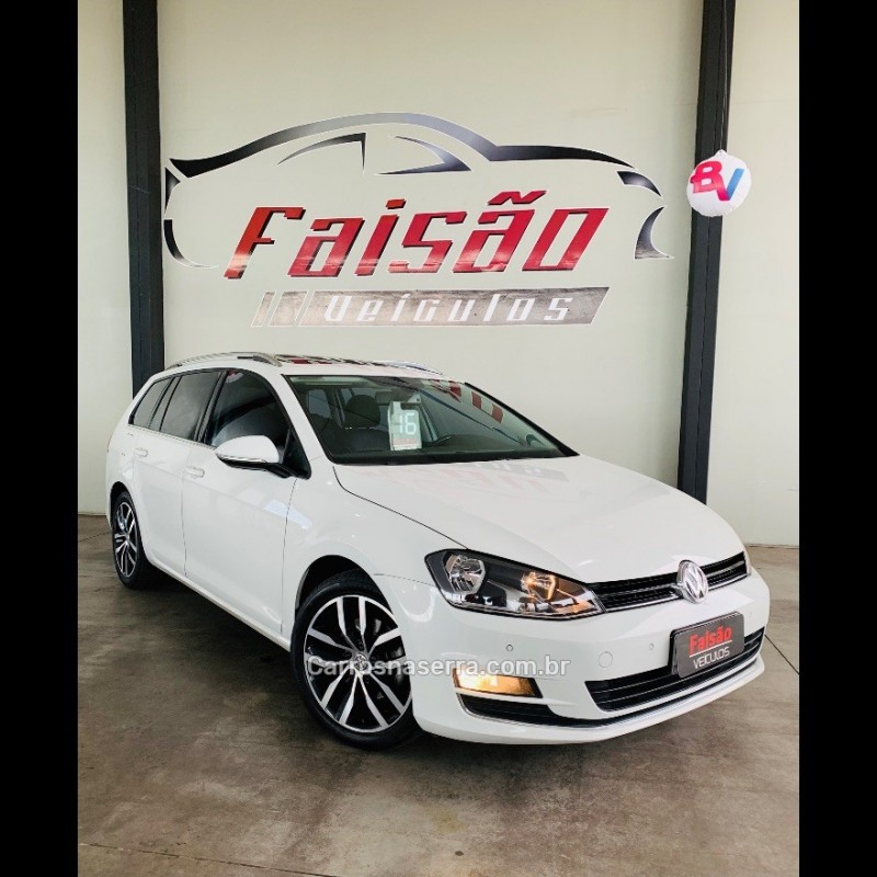 golf 1.4 tsi variant highline 16v total flex 4p tiptronic 2016 portao