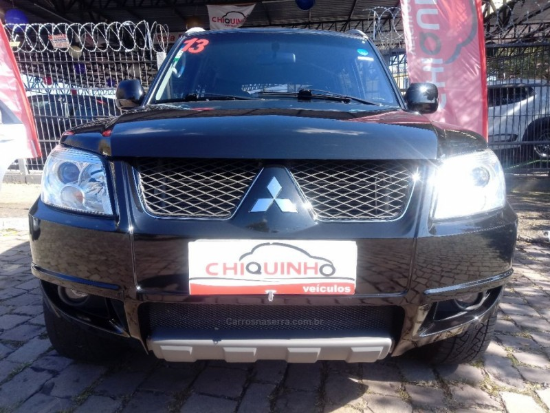 pajero tr4 2.0 4x2 16v 140cv flex 4p manual 2013 caxias do sul