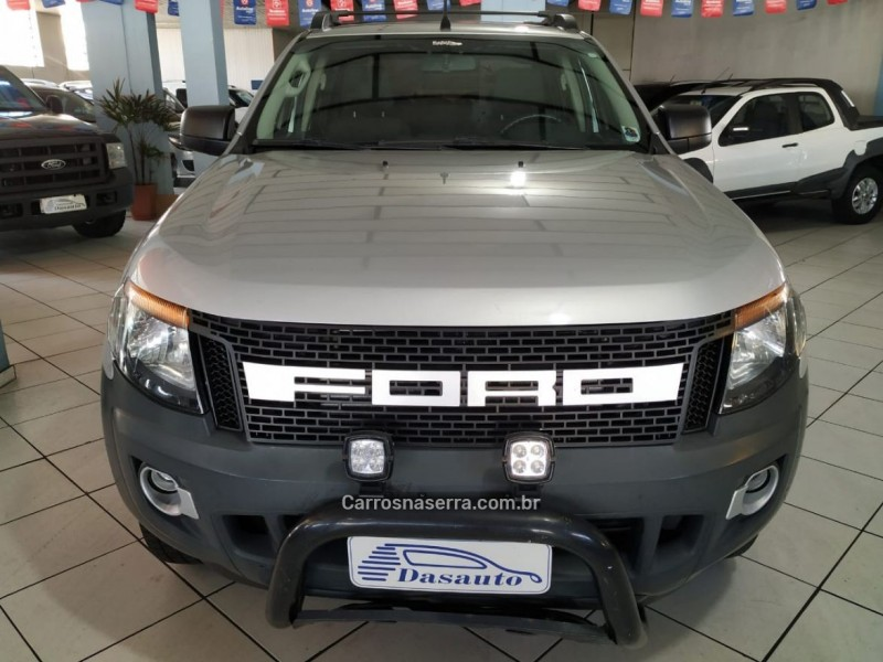 ranger 2.2 xl 4x4 cd 16v diesel 4p manual 2014 caxias do sul