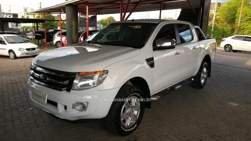 ranger 3.2 xlt 4x4 cd 20v diesel 4p automatico 2014 caxias do sul