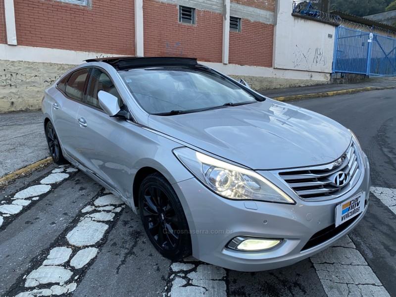 azera 3.0 mpfi gls v6 24v gasolina 4p automatico 2012 caxias do sul