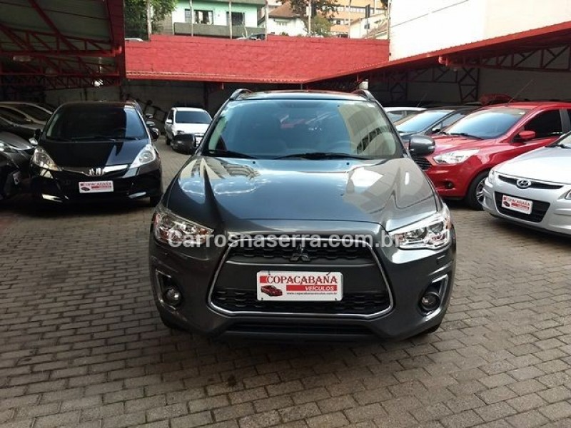 asx 2.0 4x4 top 16v gasolina 4p automatico 2016 caxias do sul