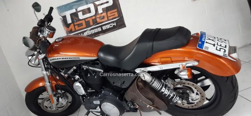 SPORTSTER XL 1200  - 2016 - SãO MARCOS