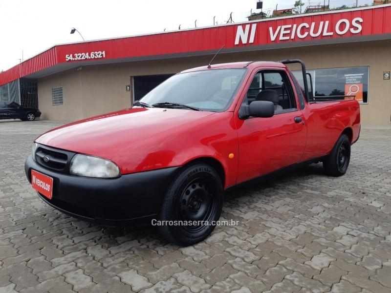 courier 1.3 mpi 8v gasolina 2p manual 1998 caxias do sul