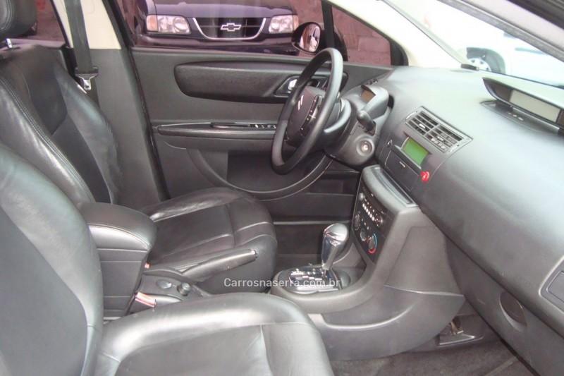 c4 2.0 glx pallas 16v gasolina 4p automatico 2008 caxias do sul