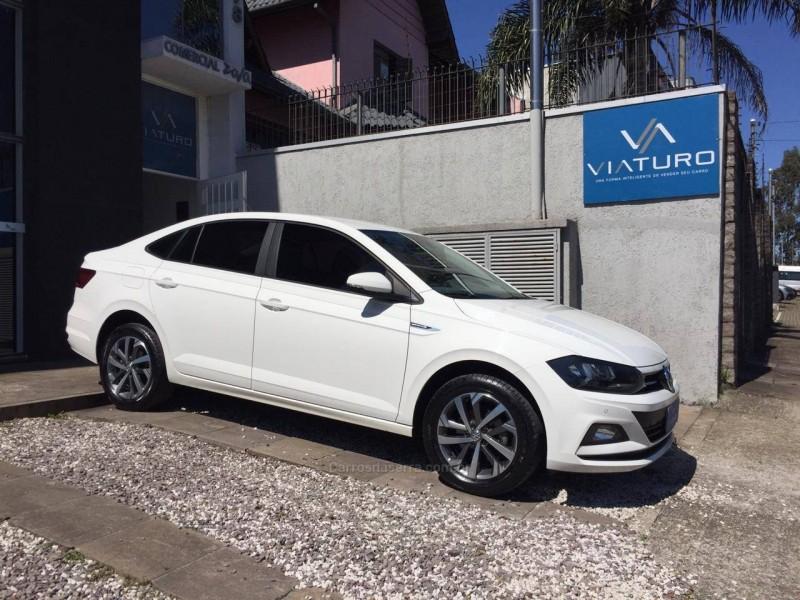 virtus 1.0 200 tsi comfortline automatico 2018 caxias do sul