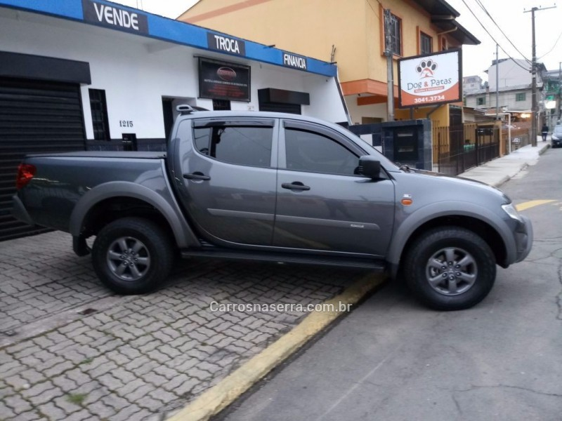 l200 triton 2.4 hls chrome 4x2 cd 16v flex 4p manual 2017 caxias do sul