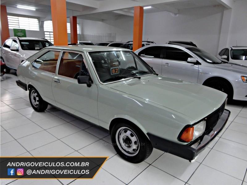 passat 1.6 ls 8v gasolina 2p manual 1982 caxias do sul