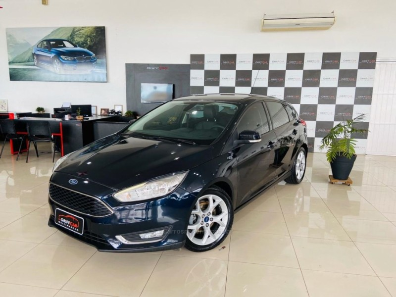 focus 2.0 se plus 16v flex 4p powershift 2016 dois irmaos